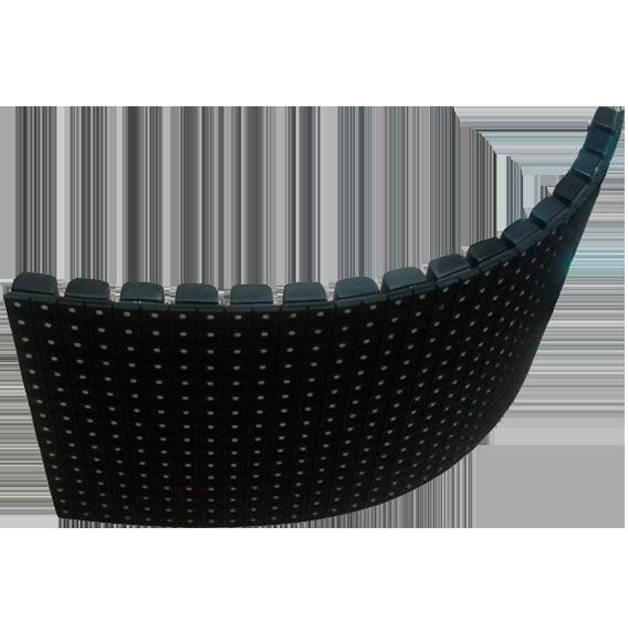 neoled pantallas de led curvas