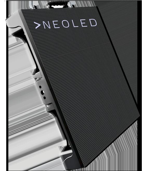 Neoled pantallas de led p1 667 alta resolucción