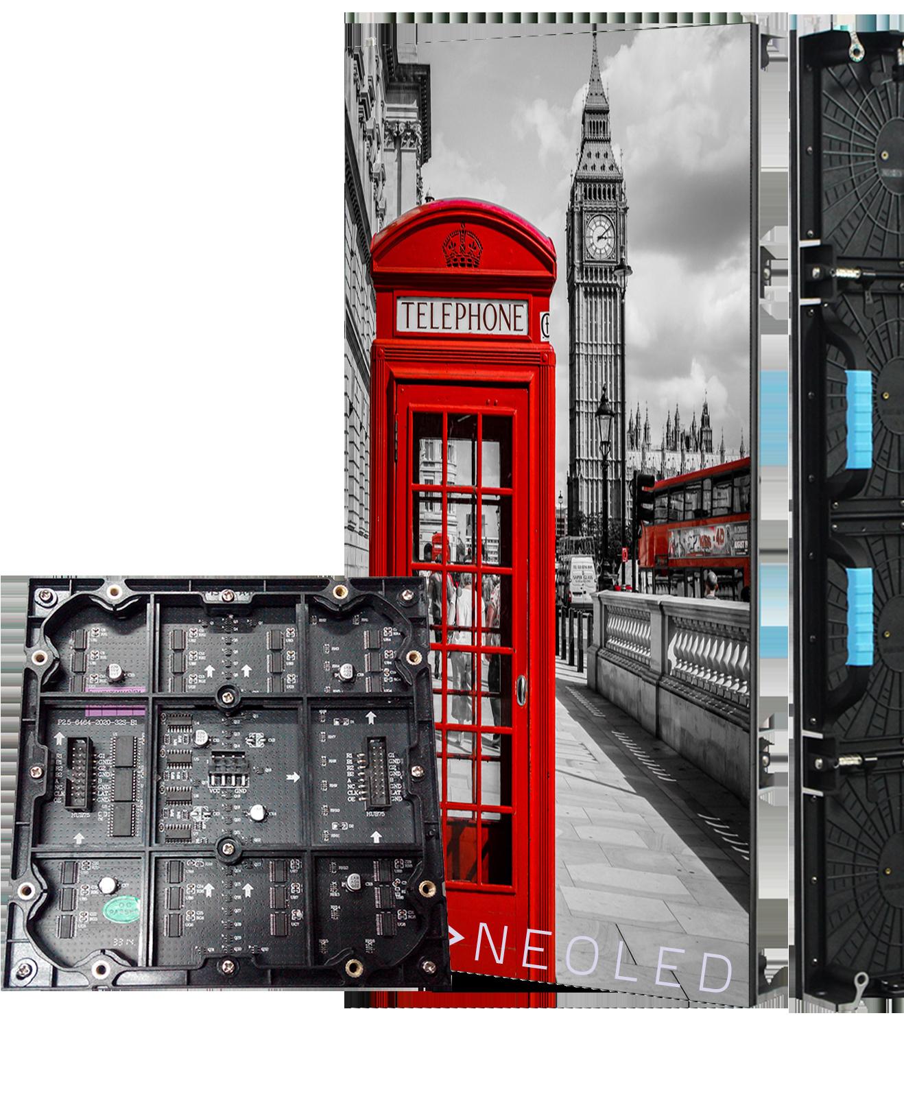 neoled pantallas de led para eventos 1
