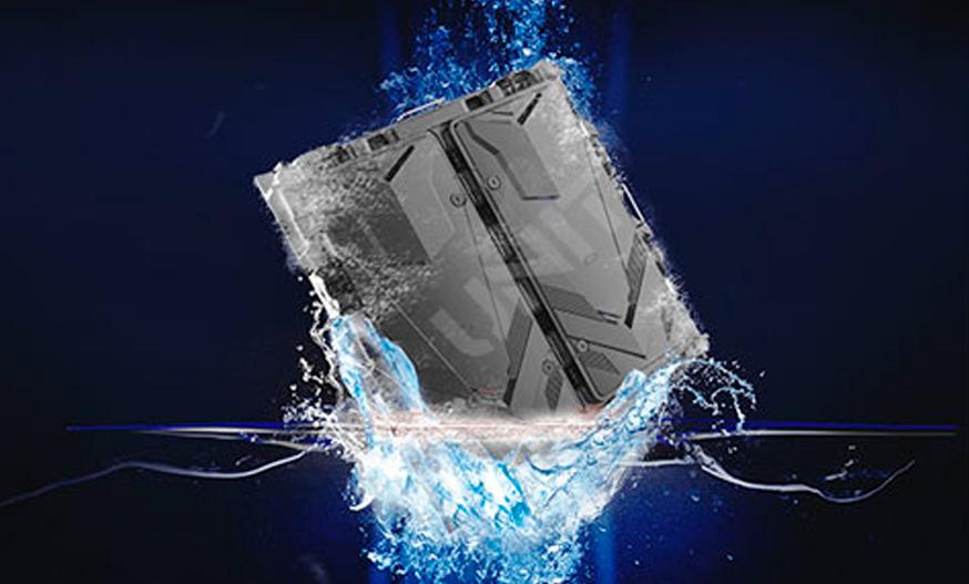neoled pantallas de led resistente al agua