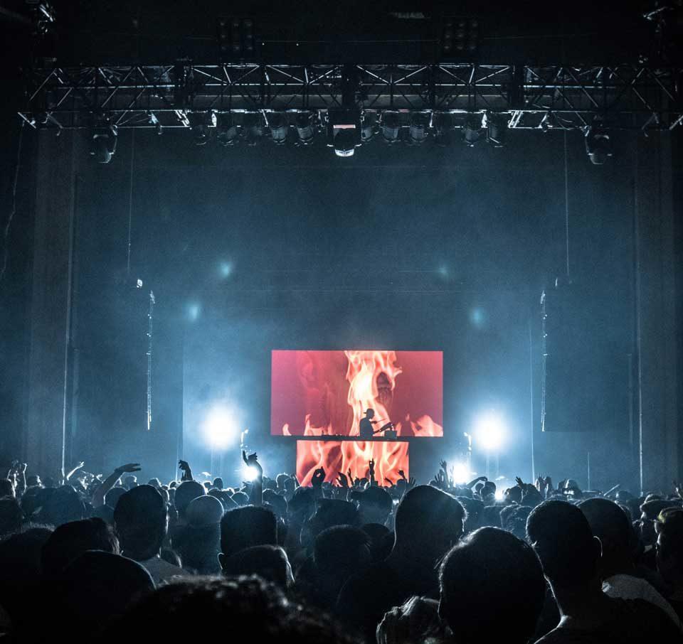 venta pantallas gigantes conciertos